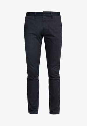 PRISTU - Trousers - dark navy