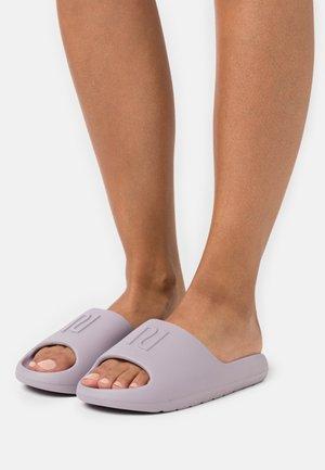 Sandály do bazénu - purple