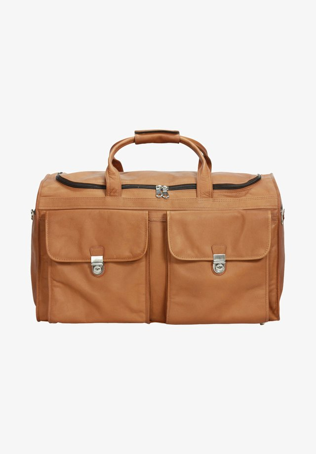 COUNTRY - Holdall - cognac