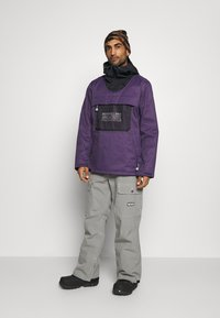 DC Shoes - ASAP ANORAK - Snowboard jacket - grape - 1