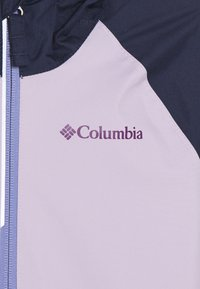 Columbia - DALBY SPRINGS JACKET - Giacca outdoor - plum/pale lilac/nocturnal - 2