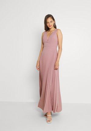 SAFA PLEATED MAXI DRESS - Occasion wear - blush pink