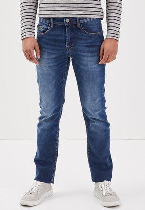 Jeans a sigaretta - denim stone