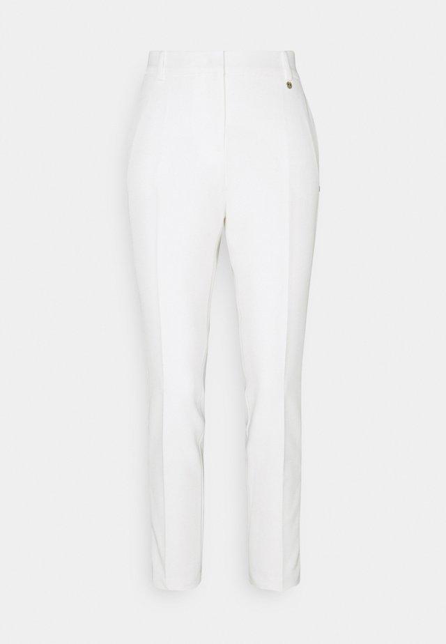 PANTALONE - Kalhoty - star white