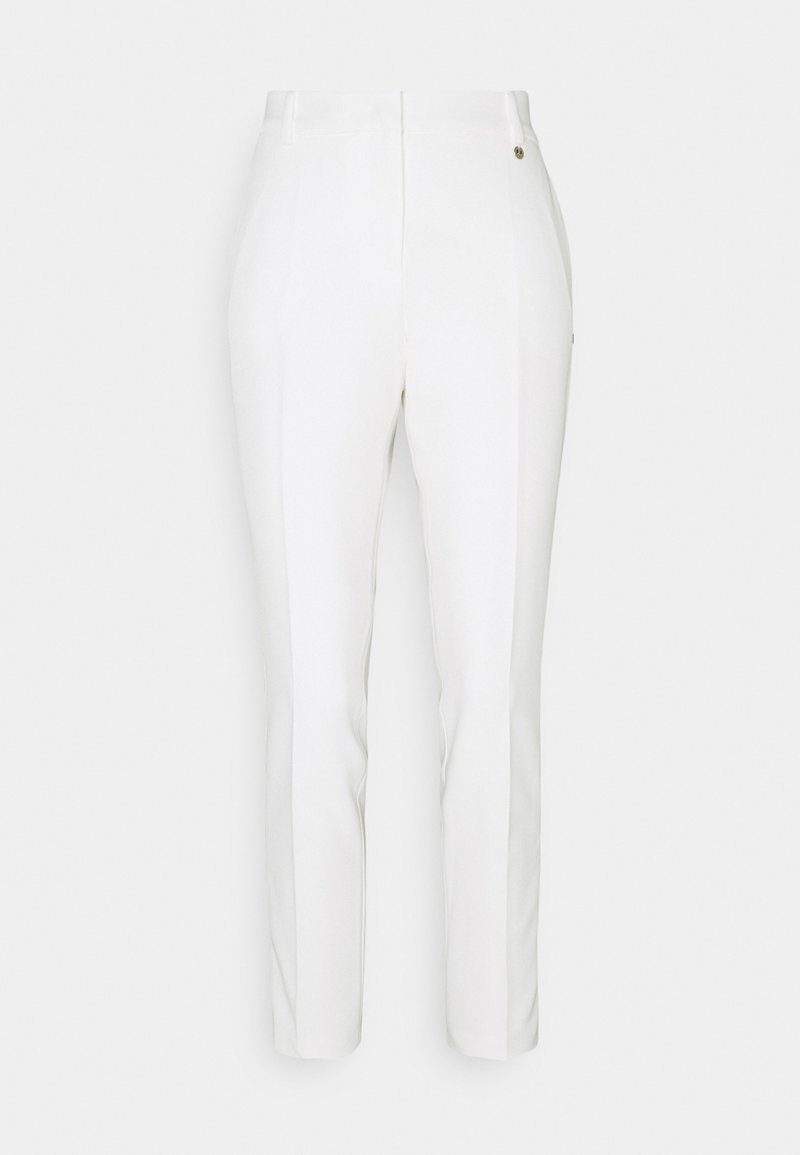 LIU JO - PANTALONE - Kalhoty - star white
