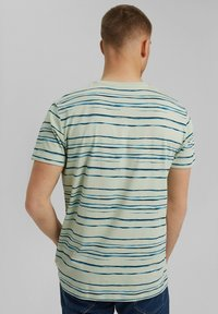 Esprit - Print T-shirt - pastel green - 2