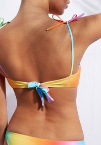Calzedonia - BARCELLONA - Bikini top - rainbow - 1