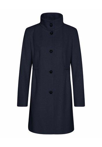DAMEN  - Classic coat - marine (52)