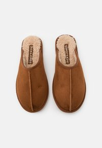 Jack & Jones - JFWDUDELY - Slippers - almond