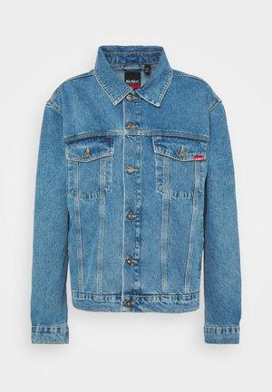 JACKET - Denim jacket - mid blue