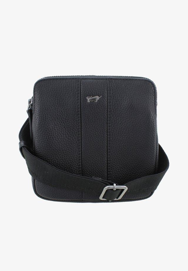 TURIN IN ELEGANTEM LOOK - Across body bag - black
