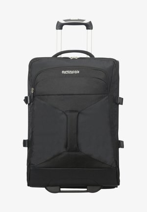 MIT ROLLEN - Luggage - black