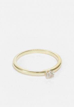 0,11 CT. DIAMOND - Anello - gold