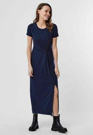 VMAVA LULU ANCLE DRESS - Maxi dress - navy blazer