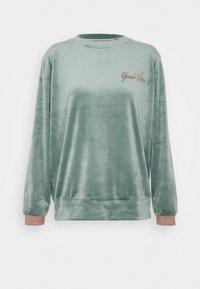 Hunkemöller - Haut de pyjama - balsam green - 4