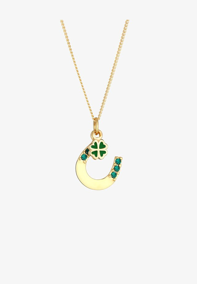 Necklace - grün