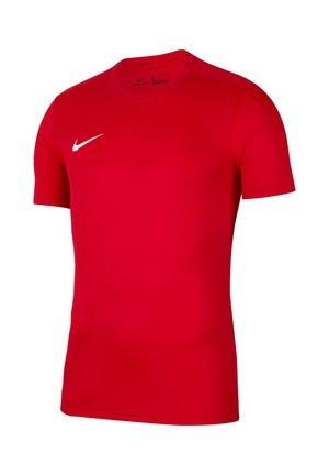 DRI-FIT PARK - Basic T-shirt - rot