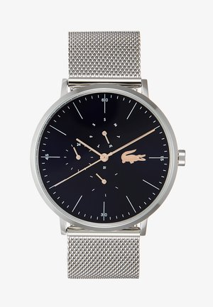 MOON - Watch - silver-coloured