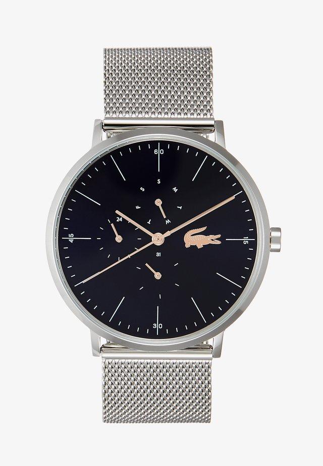 MOON - Horloge - silver-coloured