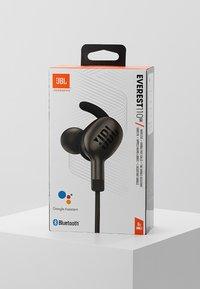 JBL - EVEREST WIRELESS IN EAR HEADPHONES - Headphones - gun metal - 3