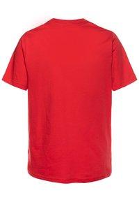 Vans - PRINT BOX BOYS - T-shirt z nadrukiem - racing red/sodalite blue - 1