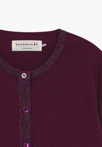 Rosemunde - Kardigan - purple - 3