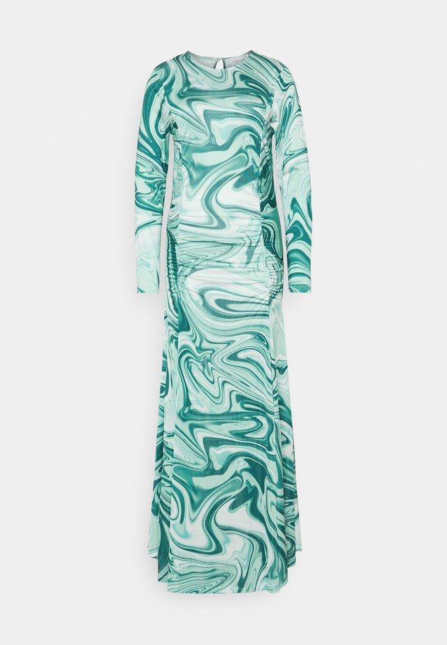 ASTA DRESS - Maxikjole - green