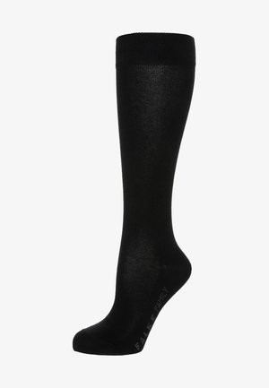 FALKE FAMILY KNIESTRÜMPFE  - Knee high socks - black