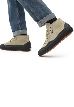 DESTRUCT MID MTE 1 UNISEX - Sneakers alte - khaki/black