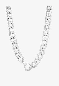 PCLERENDA NECKLACE - Necklace - silver-coloured