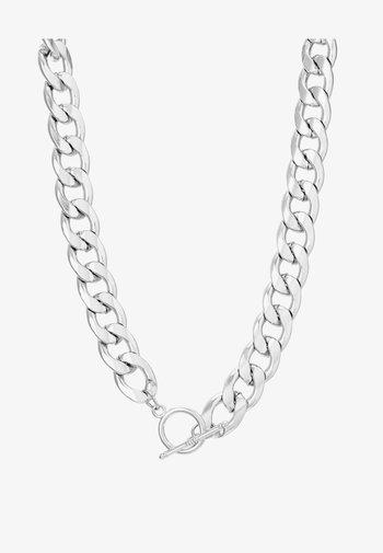 PCLERENDA NECKLACE - Collana - silver-coloured
