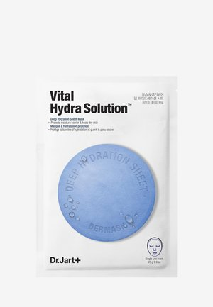 DERMASK WATER JET VITAL HYDRA SOLUTION - Ansigtsmaske - -