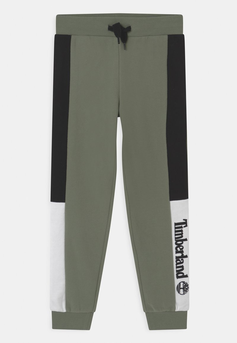 Timberland - Tracksuit bottoms - green