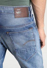 G-Star - ARC 3D SLIM - Slim fit jeans - light aged - 4