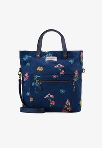 Cath Kidston - REVERSIBLE CROSS BODY - Across body bag - navy - 1