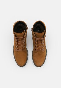 Gabor Comfort - Lace-up ankle boots - copper - 5