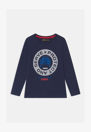 BOYS - Long sleeved top - navy blazer