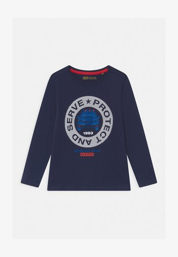 BOYS - Long sleeved top - navy blazer