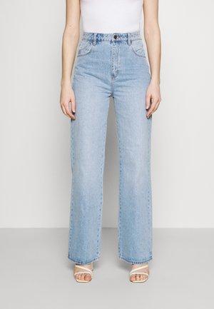 HEIDI - Jeans Straight Leg - old stone