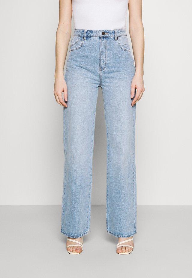 HEIDI - Jeans a sigaretta - old stone