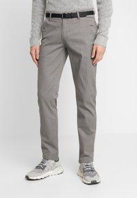 Lindbergh - Chino kalhoty - silver - 0