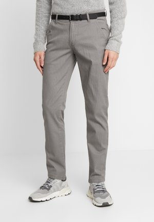 Chino kalhoty - silver