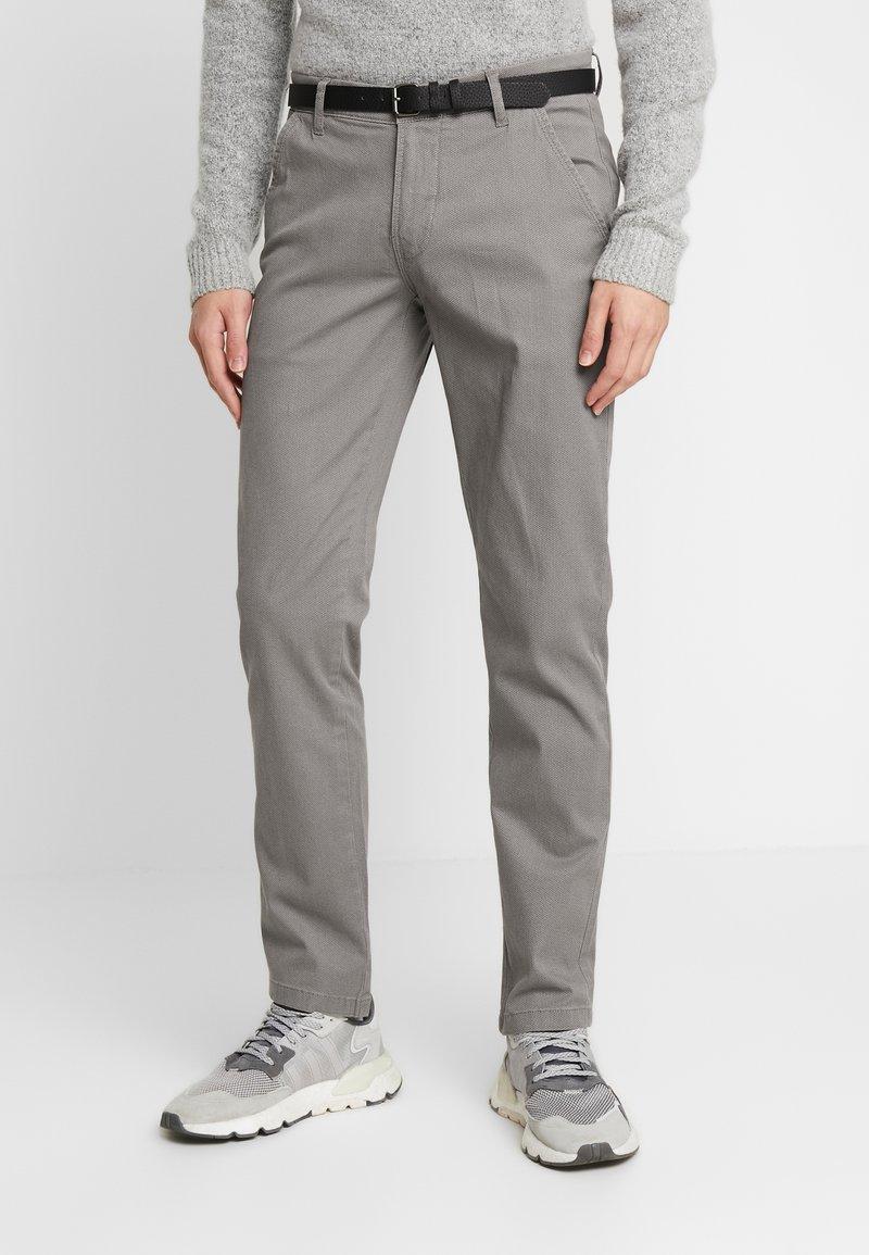 Lindbergh - Chino kalhoty - silver