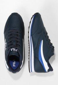 Fila - ORBIT - Trainers - dress blue / dazzling blue - 1