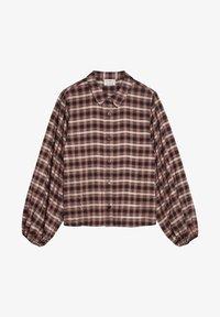 Catwalk Junkie - Button-down blouse - brown - 0
