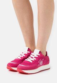 GANT - BEVINDA  - Trainers - pink - 0