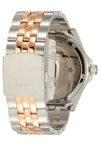 Guess - MENS SPORT - Ure - silver-coloured/gold-coloured/blue