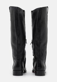 Madewell - WINSLOW KNEE HIGH BOOT - Vysoká obuv - true black - 3