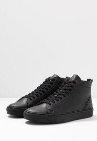 Shoe The Bear - HOLMES - High-top trainers - black - 2