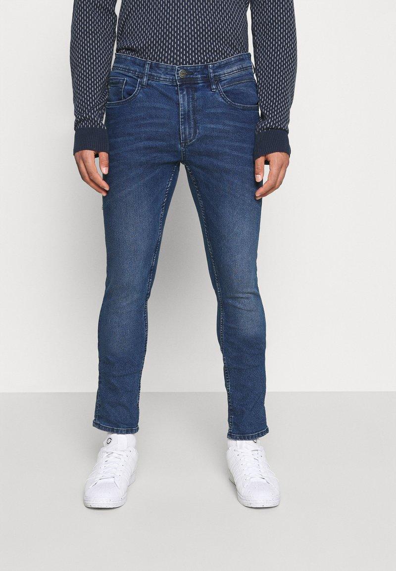 Blend - JET FIT - Jeans slim fit - denim middle blue
